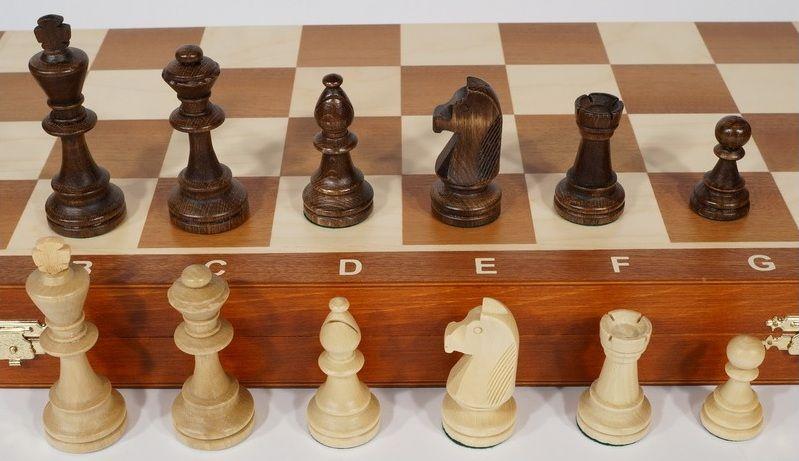 Картинка Турнирные шахматы Стаунтон №6