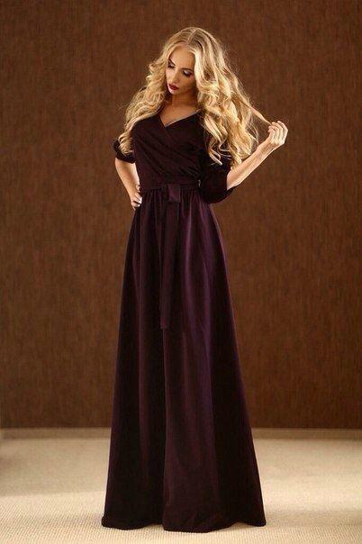 af4eb5901e9 Вечернее платье цвета марсала в интернет-магазине Украина