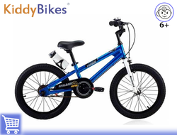 FREESTYLE RB 20 (СИНИЙ) Kiddy-bikes