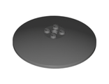 Dish 8 x 8 Inverted Radar - Solid Studs, Dark Bluish Gray (3961 / 4268409)