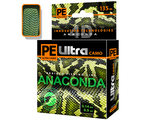 Плетёный шнур PE Ultra ANACONDA CAMO Jungle