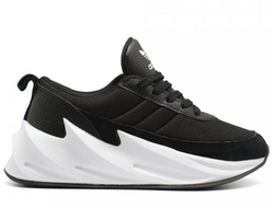 КРОССОВКИ ADIDAS SHARKS BLACK - WHITE