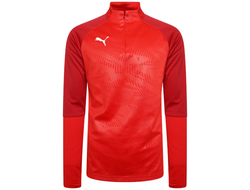 СВИТЕР PUMA CUP TRAINING CORE 1/4 ZIP TOP (SR/YTH)