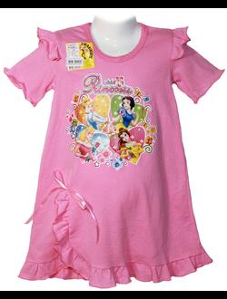 Сорочка ночная для девочки (Артикул 338-022)