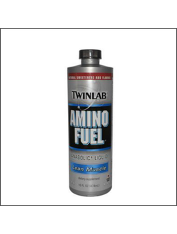 Аминокислоты Twinlab Amino Fuel 500ml