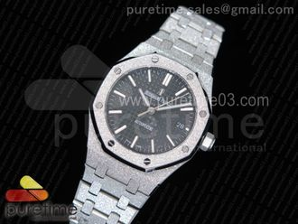 Royal Oak Frosted Gold 37mm 15454