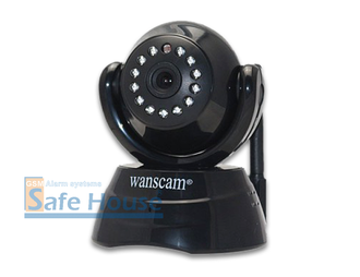 Поворотная Wi-Fi IP-камера Wanscam JW0003/black (Photo-04)_gsmohrana.com.ua