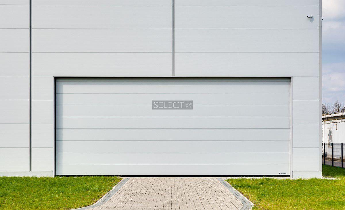 производство промышленных ворот подъемного типа - ворота на склад