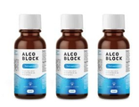 Alco Block biologically active dietary supplement (3 pieces)
