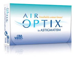 купить air optix for astigmatism