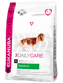 Eukanuba Dog DC  / ЭУКАНУБА  корм для пожилых собак СЕНЬОР ПЛЮС 12 кг