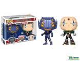 Фигурка Funko POP!  Vinyl 2-Pack: Capcom vs. Marvel: Ultron vs Sigma