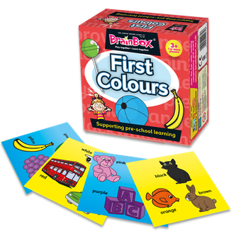FIRST COLOURS (Brainbox Pre-school)