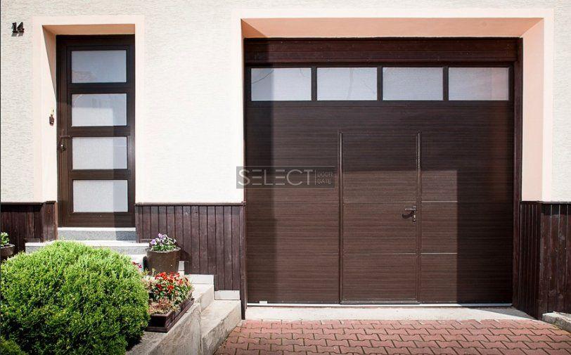 автоматическое управление гаражными и въездными воротами