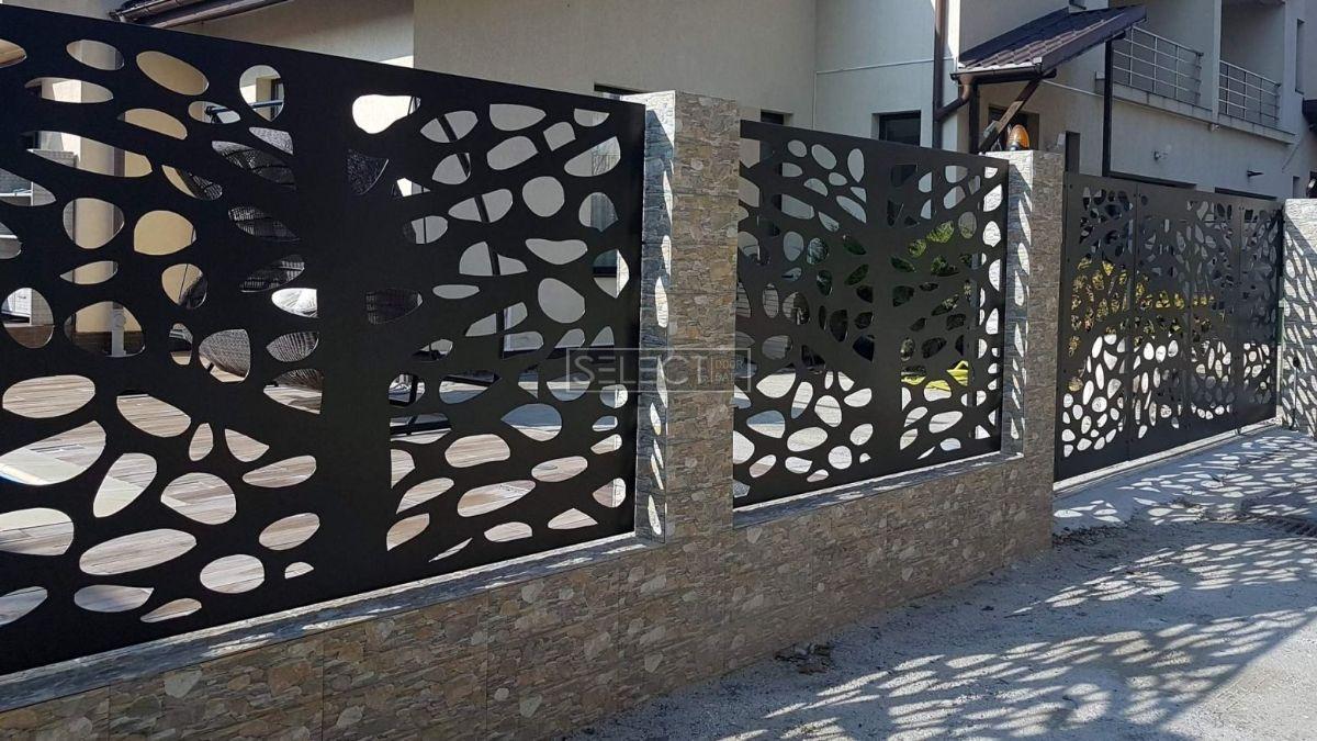 vorota select - ukraina - izgotovlenie konstruktsiy iz otsinkovannoy stali