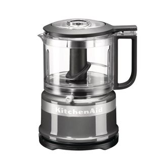Комбайн кухонный мини KitchenAid, серебристый, 5KFC3516ECU, KitchenAid