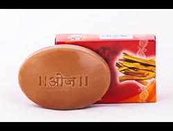 Аюрведическое мыло Одж Королевский Сандал (Oj Shahi Chandan Soap), 100 гр