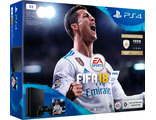 PlayStation 4 (РСТ СUH-2108B) Slim (1TB)+FIFA 18+PS 4 Controller Wireless Dual Shock (G2)