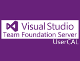 Microsoft Visual Studio Team Foundation Server SNGL SA OLP NL User CAL 126-00427