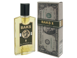 Baks 1 eau de toilette for men