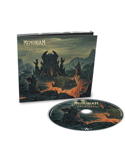 MEMORIAM - Requiem for mankind CD
