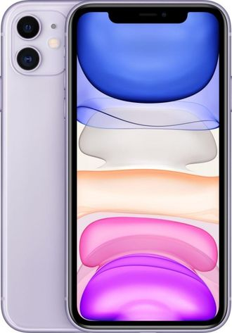 Apple iPhone 11 - 128 Гб - Purple