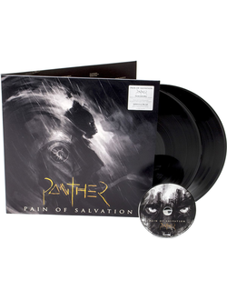 Pain of Salvation - PANTHER 2-LP+CD