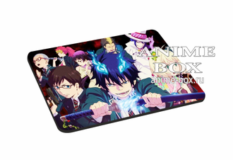 Anime-box: Синий Экзорцист ( Blue Exorcist)