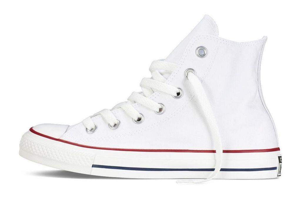 Кеды Converse (Конверсы) белые высокие в Москве  0bf227e6c645d