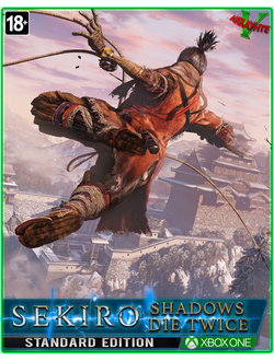 Sekiro Shadows Die Twice(XBOX ONE)