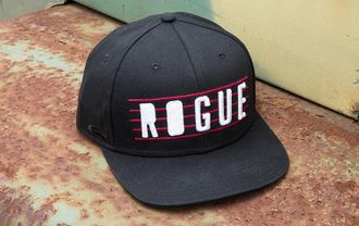 ROGUE BETWEEN THE LINES SNAPBACK HAT (Кепка Rogue Fitness).