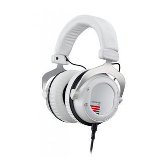 Beyerdynamic Custom One Pro Plus White в soundwavestore