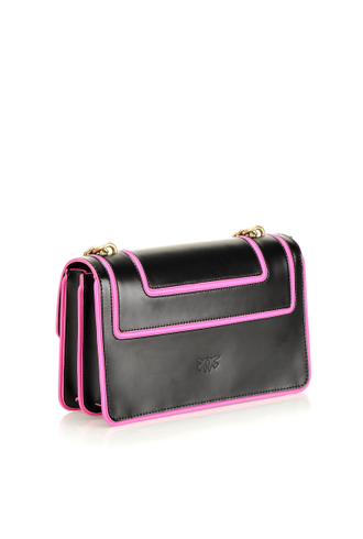DAYGLOW LOVE BAG IN LEATHER