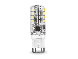 Gauss LED T17 4w 827/840 AC185-265v G9