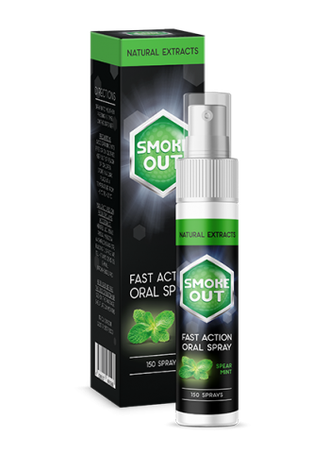 Smoke Out oral spray