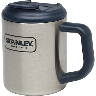 Термокружка STANLEY Adventure Stainless Steel Camp Mug 0,35L