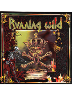 Running Wild Rogues En Vogue CD
