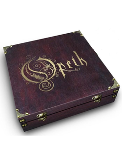 OPETH Sorceress Deluxe Wooden Box Set