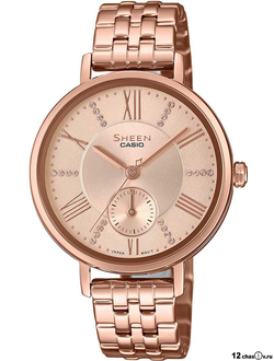 Часы Casio Sheen SHE-3066PG-4AUEF