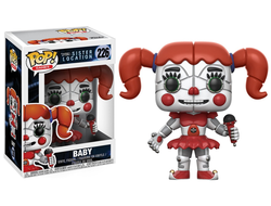 Купить Фигурку Funko Pop Фанко Поп Vinyl: Games: FNAF: Sister Location: Baby