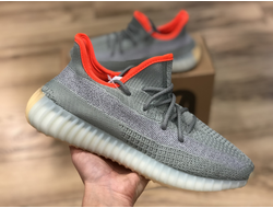 YEEZY BOOST 350 V2 grey/orange