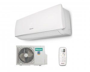 Настенная сплит-система HISENSE AS-09UR4SYDDB1G/AS-09UR4SYDDB1W (Серия SMART DC INVERTER)