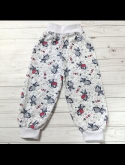 Ползунки-штанишки для мальчика (Артикул 714-НС)
