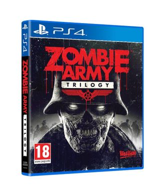 игра для PS4 Zombie Army Trilogy