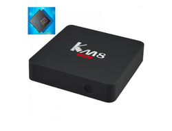 Приставка Смарт ТВ - INVIN KM8 Pro (Android TV Box)