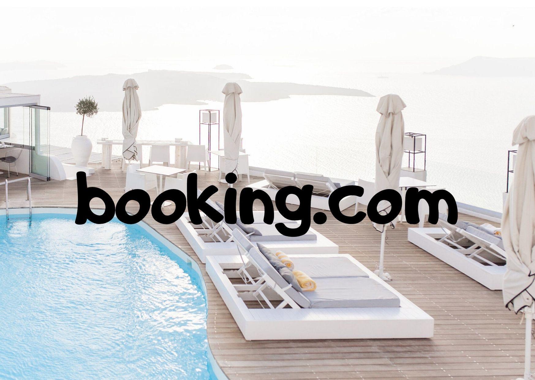 Booking.com всемирно известный сервис для бронирования путешествий