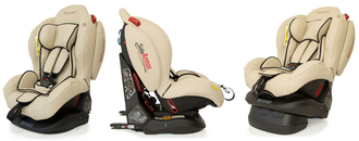 Welldon Royal Baby Dual Fit Isofix Lush