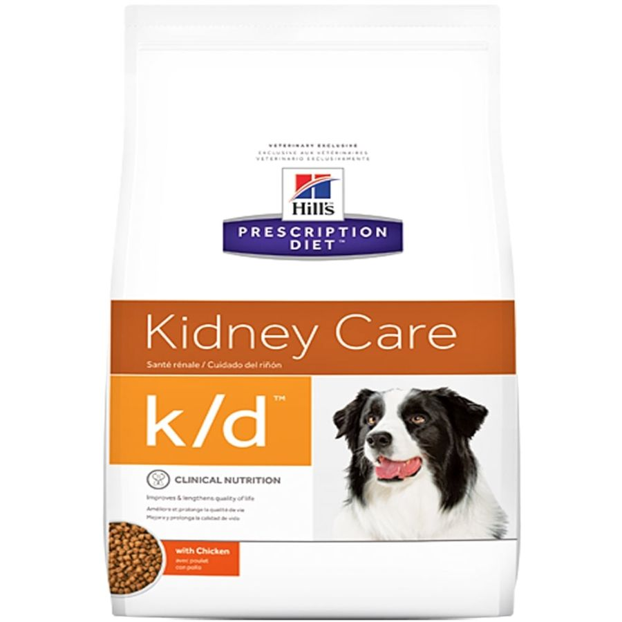 Hill's (2 кг) Prescription Diet K/D Canine Renal Helth dry