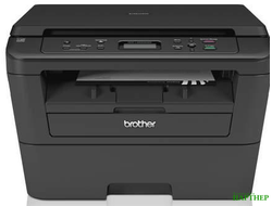МФУ лазерный BROTHER DCP-L2520DWR,  A4,  лазерный,  черный [dcpl2520dwr1]