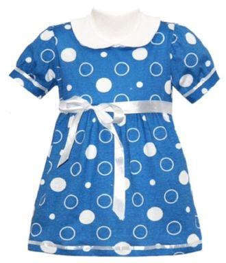Платье для девочки (Артикул 579-013)